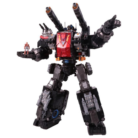 Diaclone Reboot - DA-33 Big Powered GV (Destroyer)