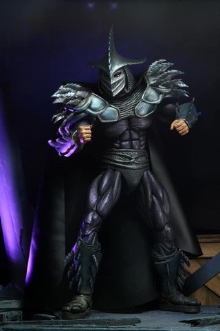 NECA - Teenage Mutant Ninja Turtles II : Secret of the Ooze (1991) - Super Shredder [Shadow Master]
