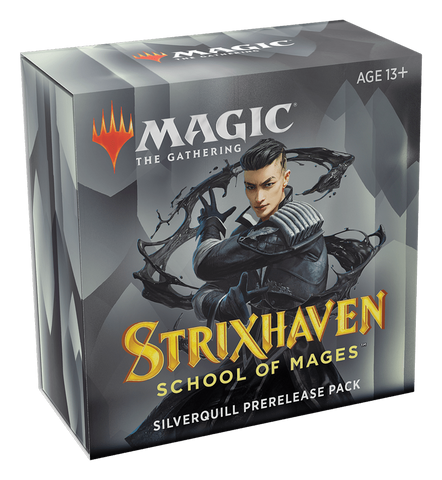 MTG - Strixhaven School of Mages: Silverquill Prerelease Pack