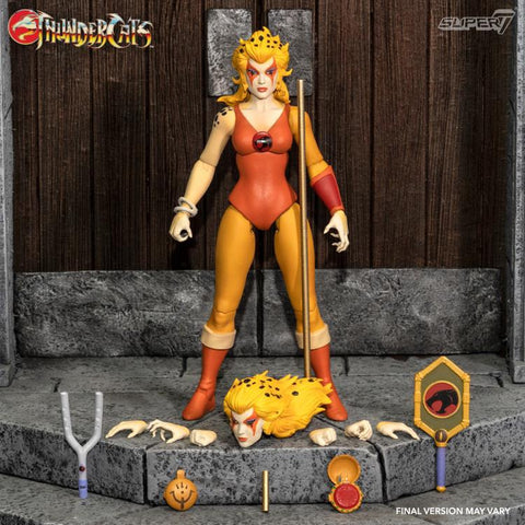 Super 7 - Thundercats Ultimates: Cheetara