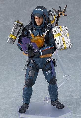 Max Factory - Death Stranding Figma: No. 516DX Sam Porter Bridges Deluxe Edition