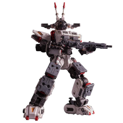 Diaclone Reboot - DA-37 Strike Buffalo Moon Assaulter