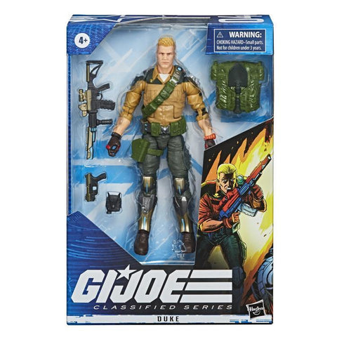 G.I. Joe Classified Series - Duke