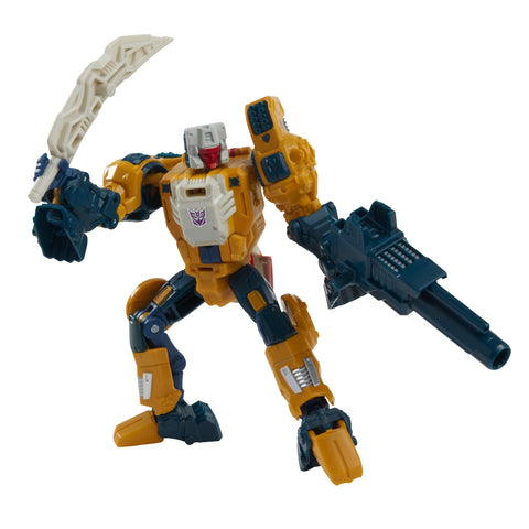 Transformers Generations - Retro Deluxe Headmaster: Weirdwolf