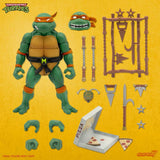 Super 7 - Teenage Mutant Ninja Turtles Ultimates: Michelangelo