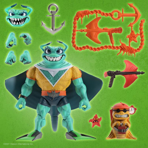 Super 7 - Teenage Mutant Ninja Turtles Ultimates: Ray Fillet
