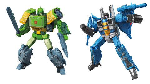 Transformers Generations Siege - Voyager Wave 3 Set of 2
