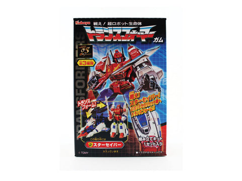 Transformers Gashapon (Capsule Toy) - Star Saber