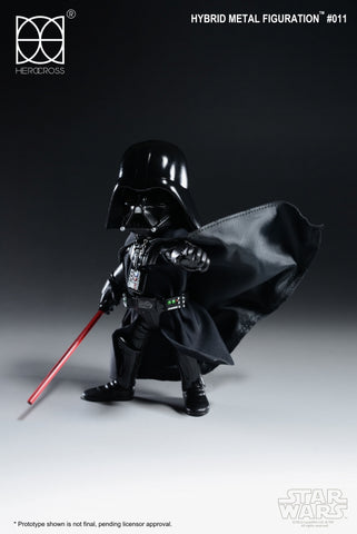 HeroCross - Hybrid Metal Figuration #011 - Darth Vader