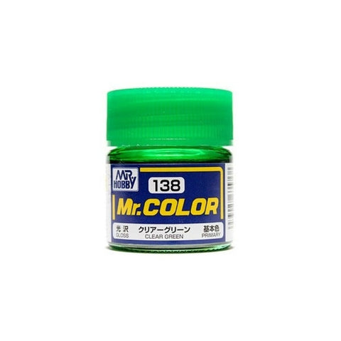 Mr Color 138 Clear Green