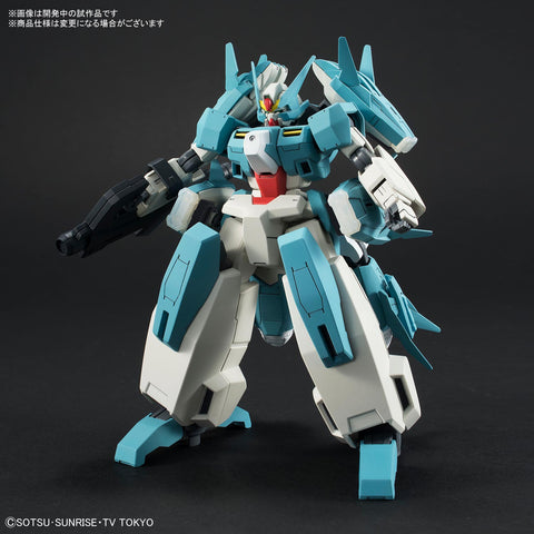 High Grade Build Divers 1/144 - Seavee Gundam Scheherazade