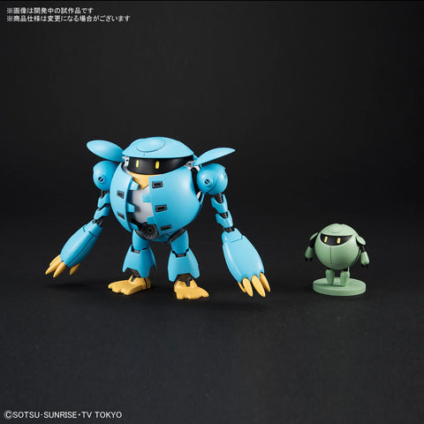 High Grade Build Divers 1/144 - Momokapool