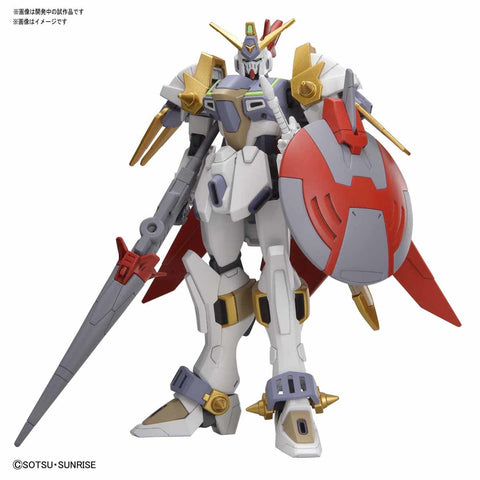 High Grade Build Divers Re:Rise 1/144 - 002 Gundam Justice Knight