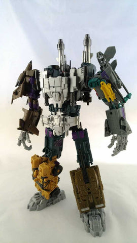 Transform Dream Wave - TCW-01EX Bruticus Add-On Set