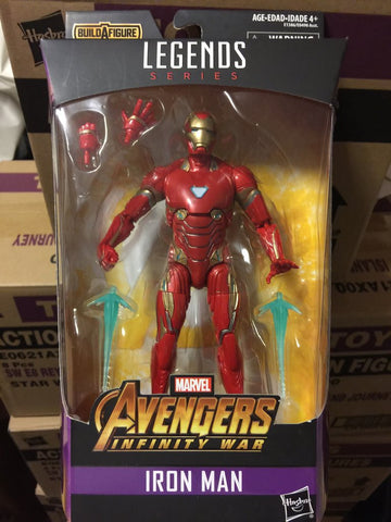 Marvel Legends - Avengers Infinity War - Iron Man
