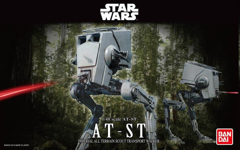 Bandai - Star Wars Model - AT-ST
