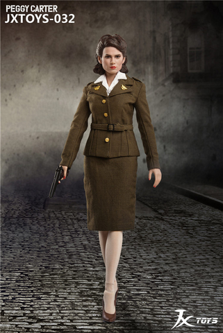 JX Toys - US Army Air Force Female Officer Peggy