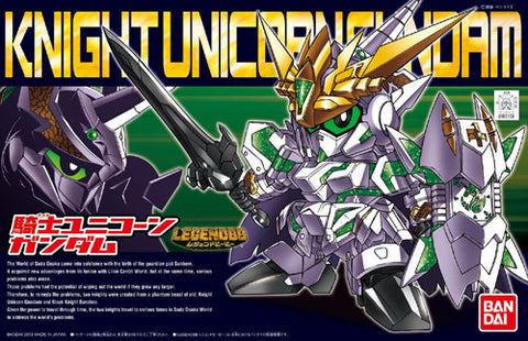 SD Gundam - BB385 Knight Unicorn Gundam
