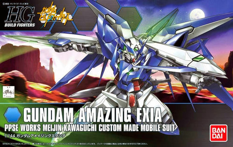 High Grade Build Fighters 1/144 - 016 Gundam Amazing Exia