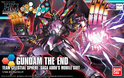High Grade Build Fighters 1/144 - 036 Gundam The End
