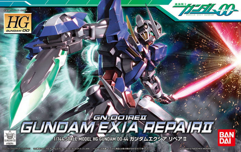 High Grade 00 1/144 - 44 Gundam Exia Repair II