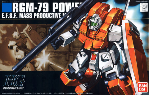 HGUC 1/144 - 067 RGM-79 Powered GM