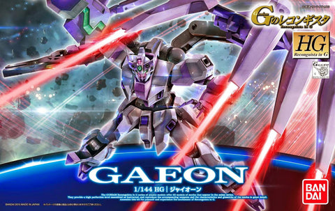 High Grade G-Reco 1/144 - 09 Gaeon