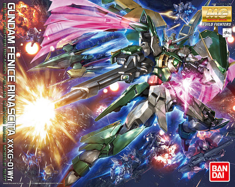 Master Grade 1/100 - Build Fighters Gundam Fenice Rinascita