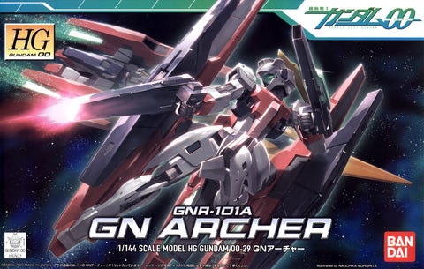 High Grade 00 1/144 - 29 GN Archer