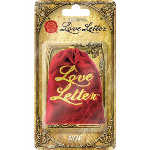 Z-Man Games - Love Letter (Clamshell Version)