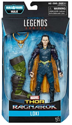 Marvel Legends - Thor Ragnarok - Loki