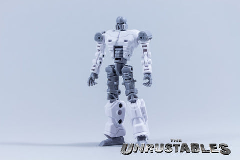 Mayhem Mekanics - The Unrustables: The Prospect Accessory Pack (White)
