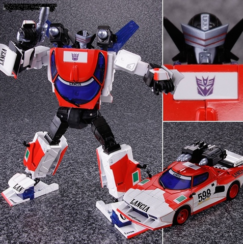 MP-23 - Masterpiece Exhaust - REISSUE