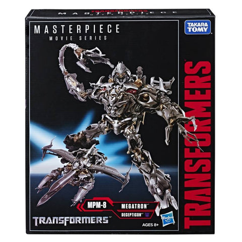 Masterpiece Movie Series - MPM-08 Megatron (Restock)