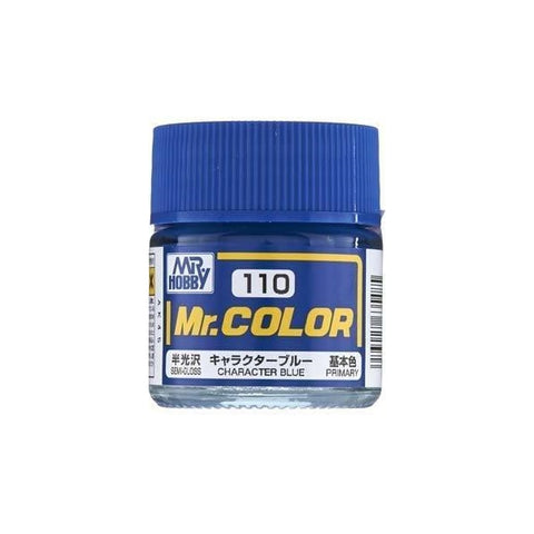 Mr Color 110 Character Blue