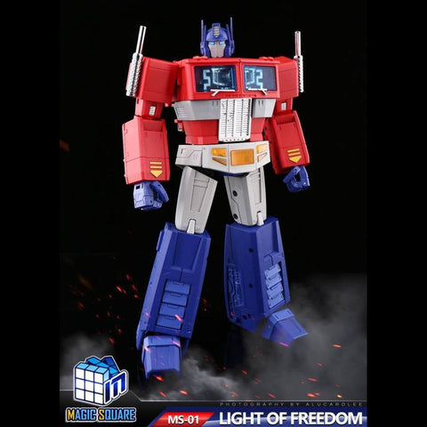 Magic Square - MS-01 Light of Freedom