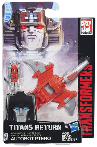 Transformers Generations - Titan Masters - Autobot Ptero