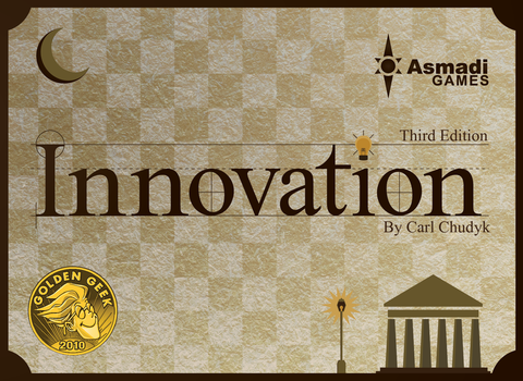 Asmadi Games - Innovation 3rd Edition