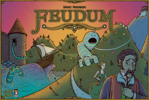 Odd Bird Games - Feudum