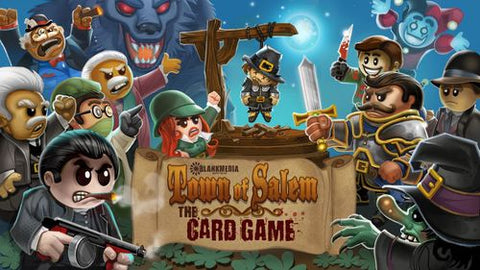 Blank Media Games - Town of Salem the Card Game