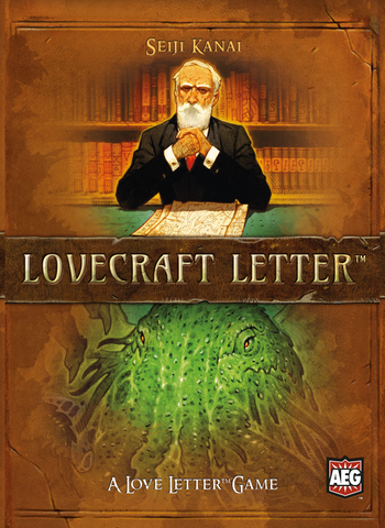 AEG - Love Letter - Lovecraft Letter
