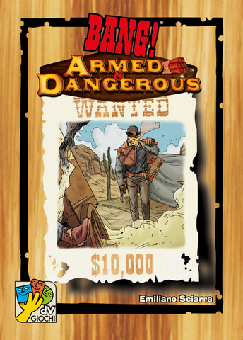 dV Giochi - Bang! Armed and Dangerous Expansion