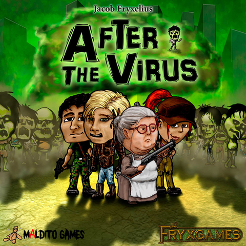 FryxGames - After the Virus