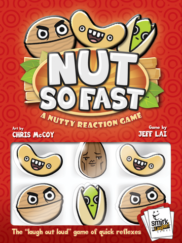 Smirk and Laughter Games - Nut So Fast
