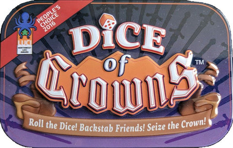 Thing 12 Games - Dice of Crowns