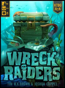 Kids Table Board Gaming - Wreck Raiders