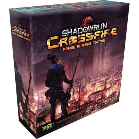 Catalyst Game Labs - Shadowrun Crossfire: Prime Runner Edition