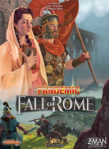 Z-man Games - Pandemic - Fall of Rome