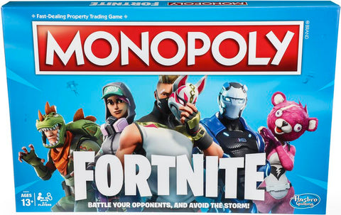 Hasbro Gaming - Monopoly: Fortnite