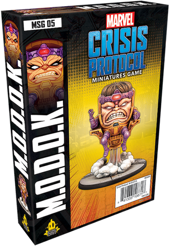 Atomic Mass Games - Marvel Crisis Protocol: M.O.D.O.K. Character Pack